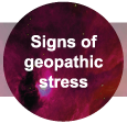 What Are The Signs Of Geopathic Stress