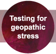 How To Test For Geopathic Stress
